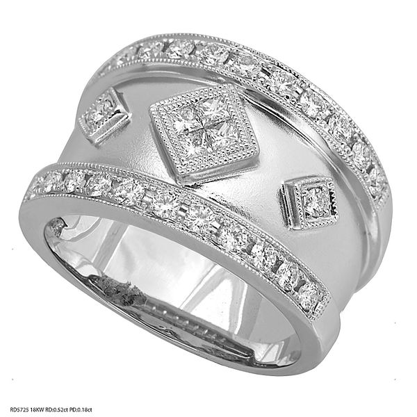 Diamond Band .76ctw Clater Jewelers Louisville, KY