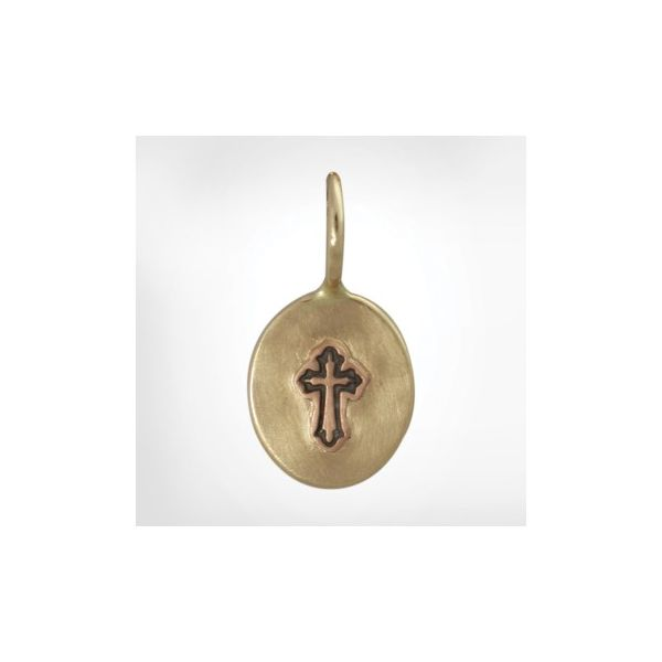 Heather Moore Cross Charm Skaneateles Jewelry Skaneateles, NY