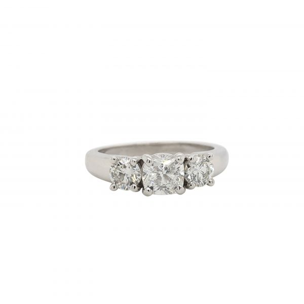 Next Generation Diamond 3 Stone Engagement Ring Image 2  ,