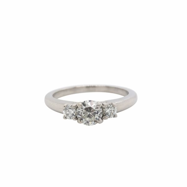 Next Generation 3 Stone Diamond Engagement Ring Skaneateles Jewelry Skaneateles, NY