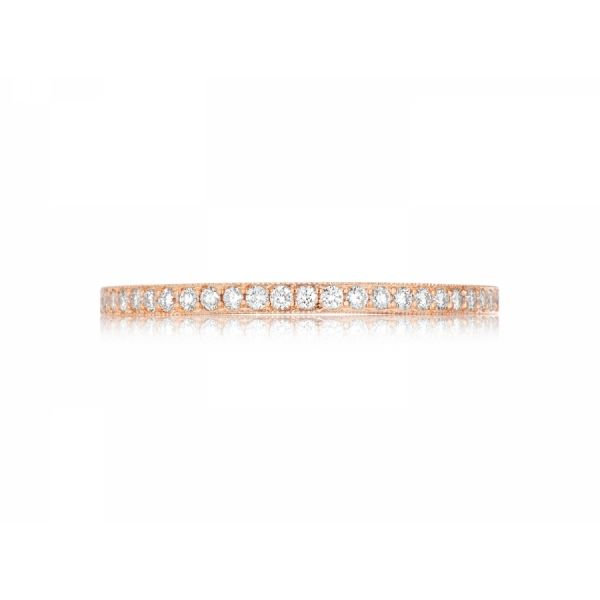 Tacori Pretty in Pink Wedding Band Skaneateles Jewelry Skaneateles, NY