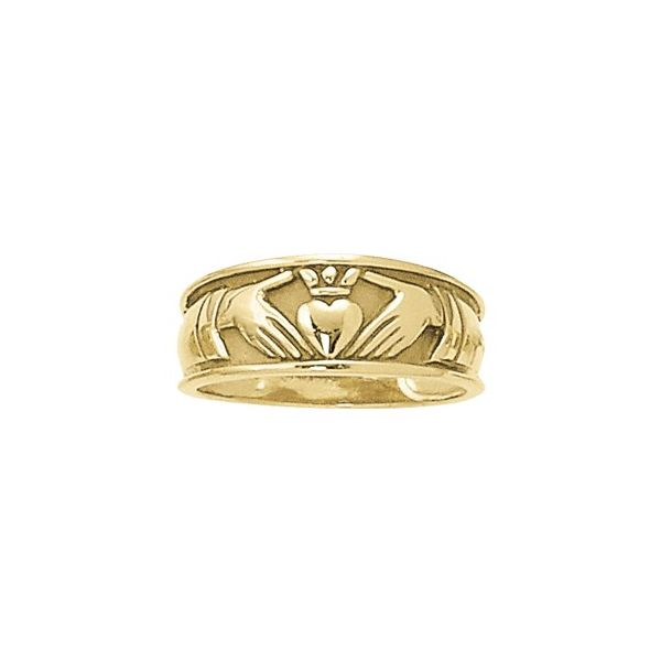 Next Generation Claddagh Wedding Band Skaneateles Jewelry Skaneateles, NY