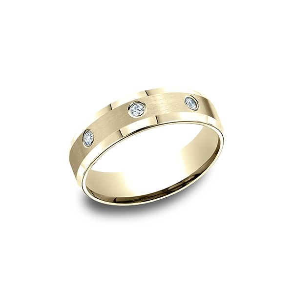 Next Generation Diamond Comfort Fit Wedding Band Skaneateles Jewelry Skaneateles, NY