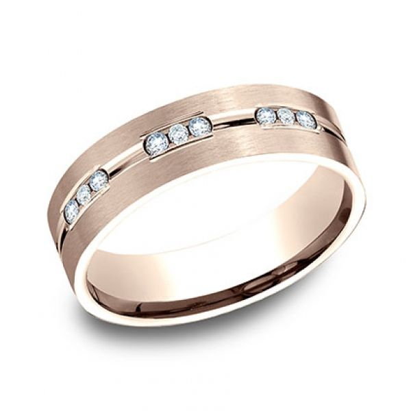Next Generation Diamond Comfort Fit Wedding Band Image 3  ,