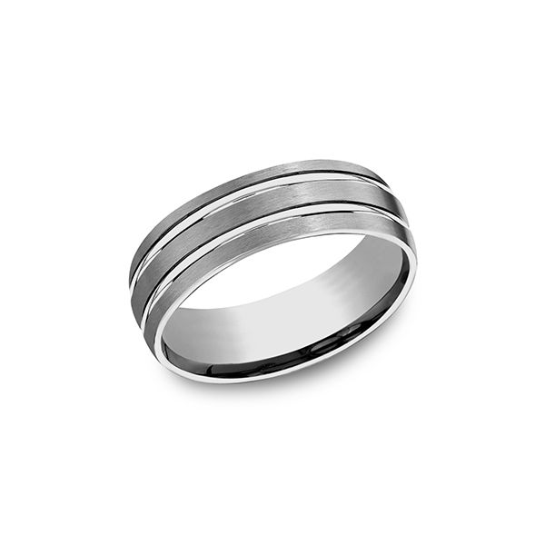 Next Generation Tungsten Comfort Fit Wedding Band Skaneateles Jewelry Skaneateles, NY
