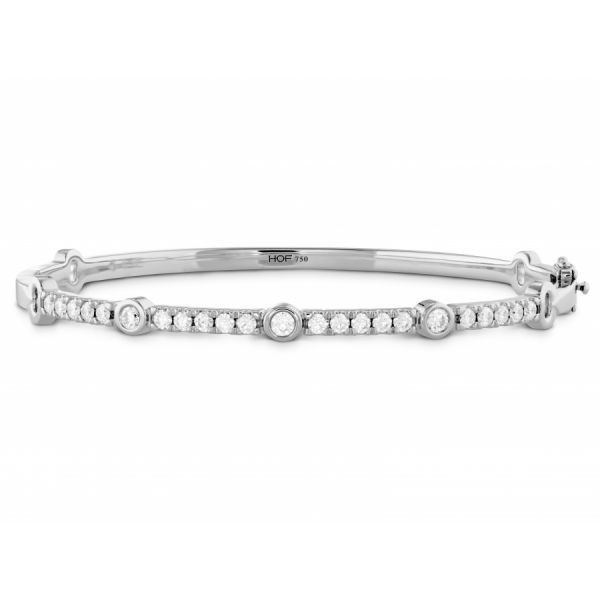 Hearts on Fire Copley Diamond Bracelet Skaneateles Jewelry Skaneateles, NY