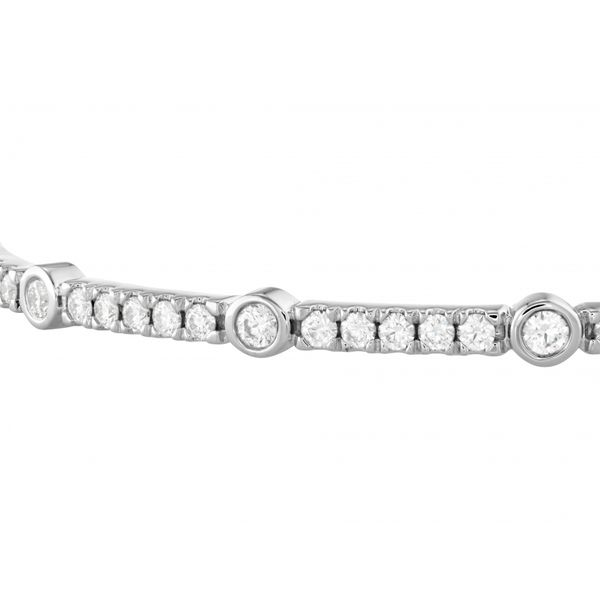 Hearts on Fire Copley Diamond Bracelet Image 2 Skaneateles Jewelry Skaneateles, NY