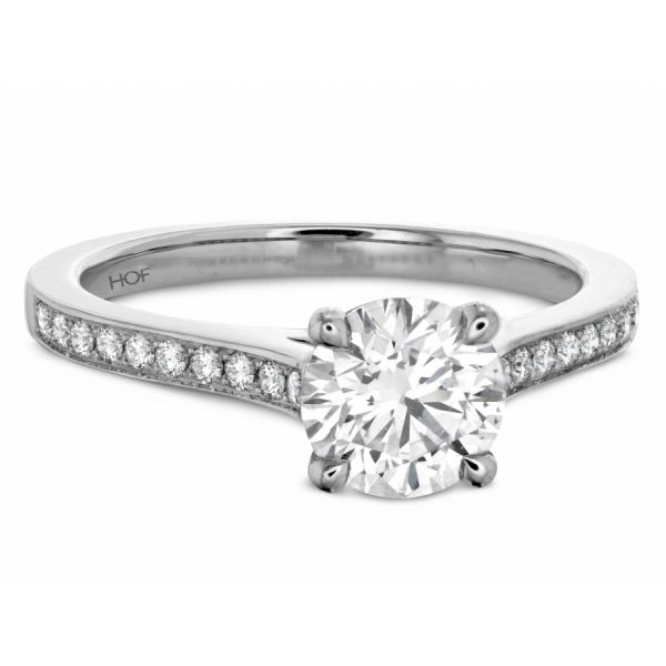 Hearts on Fire Illustrious Engagement Ring Skaneateles Jewelry Skaneateles, NY