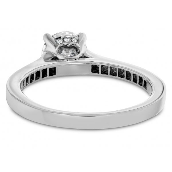 Hearts on Fire Illustrious Engagement Ring Image 2 Skaneateles Jewelry Skaneateles, NY