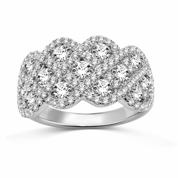 Next Generation Diamond Fashion Ring Skaneateles Jewelry Skaneateles, NY