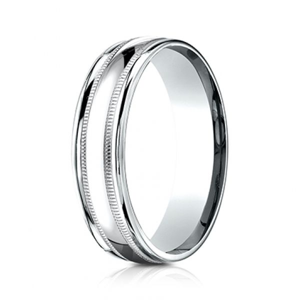 Next Generation Comfort Fit Wedding Band Image 3 Skaneateles Jewelry Skaneateles, NY