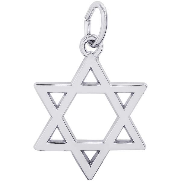 Rembrandt Star of David Charm Skaneateles Jewelry Skaneateles, NY