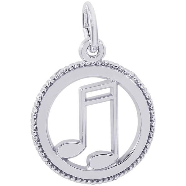 Rembrandt Music Note Disc Skaneateles Jewelry Skaneateles, NY