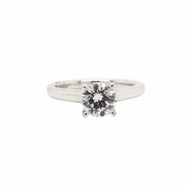 Next Generation Diamond Solitaire Engagement Ring Skaneateles Jewelry Skaneateles, NY