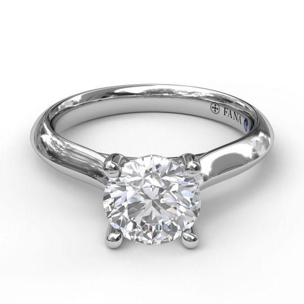 Next Generation Double Prong Engagement Ring Image 2 Skaneateles Jewelry Skaneateles, NY