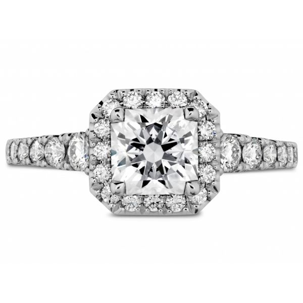 Hearts on Fire Transcend Premier Dream Engagement Ring Skaneateles Jewelry Skaneateles, NY
