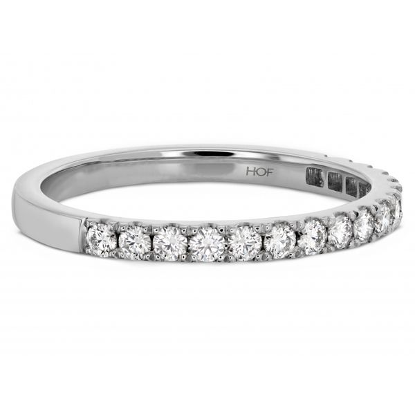 Hearts on Fire Transcend Wedding Band Image 2  ,