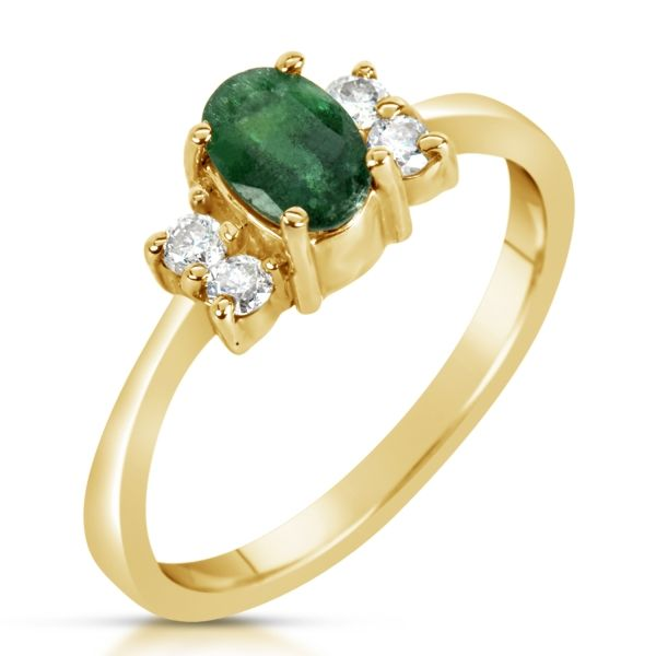 Next Generation Emerald Ring Skaneateles Jewelry Skaneateles, NY