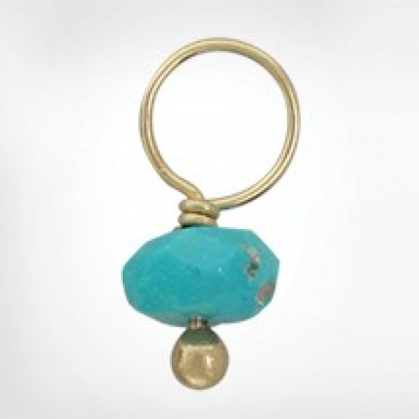 Heather Moore December Birthstone - Turquoise Image 2 Skaneateles Jewelry Skaneateles, NY