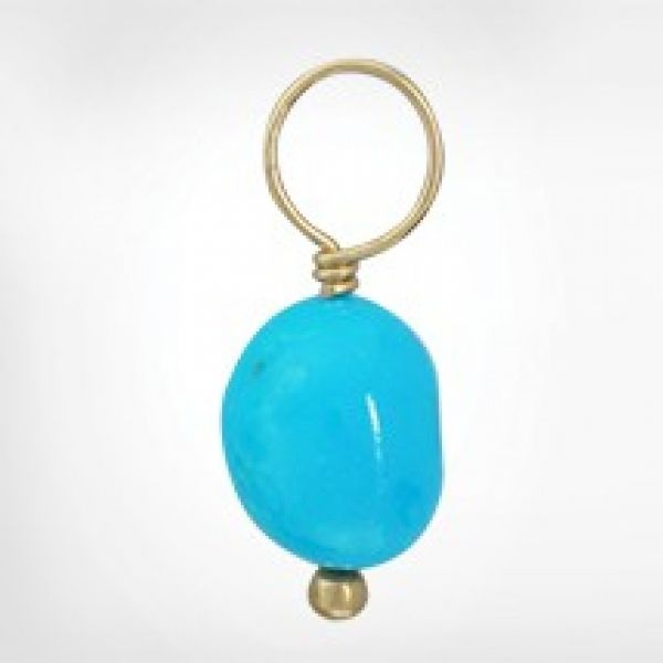 Heather Moore December Birthstone - Turquoise Image 3 Skaneateles Jewelry Skaneateles, NY