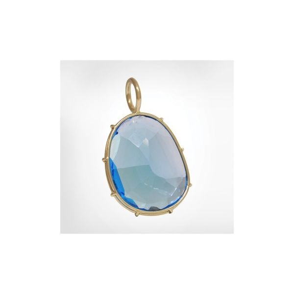 Heather Moore Swiss Blue Topaz - Harriet Skaneateles Jewelry Skaneateles, NY