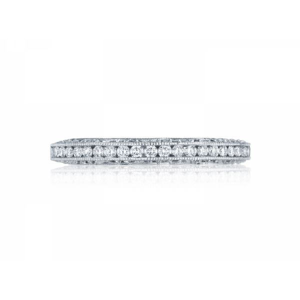 Tacori Classic Crescent Wedding Band Skaneateles Jewelry Skaneateles, NY