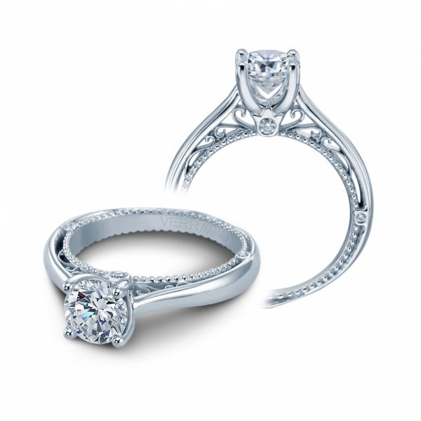 Venetian Collection Solitaire Cottage Hill Diamonds Elmhurst, IL