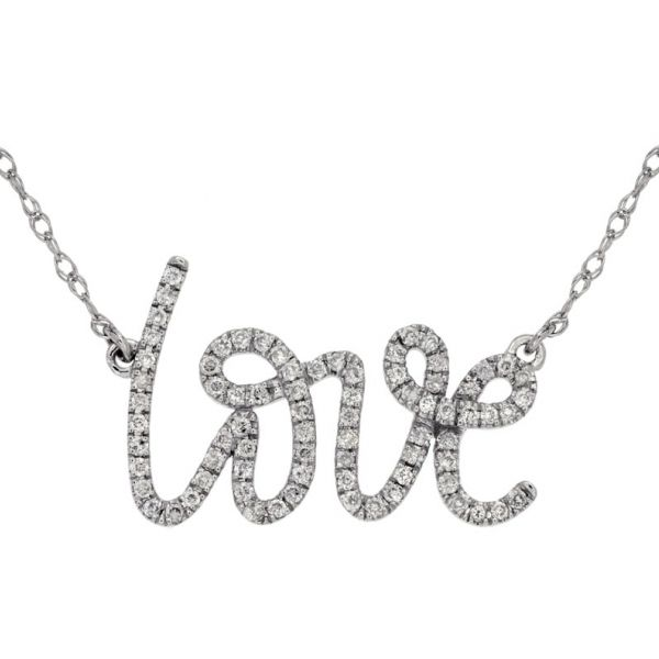 Love Pendant Cottage Hill Diamonds Elmhurst, IL