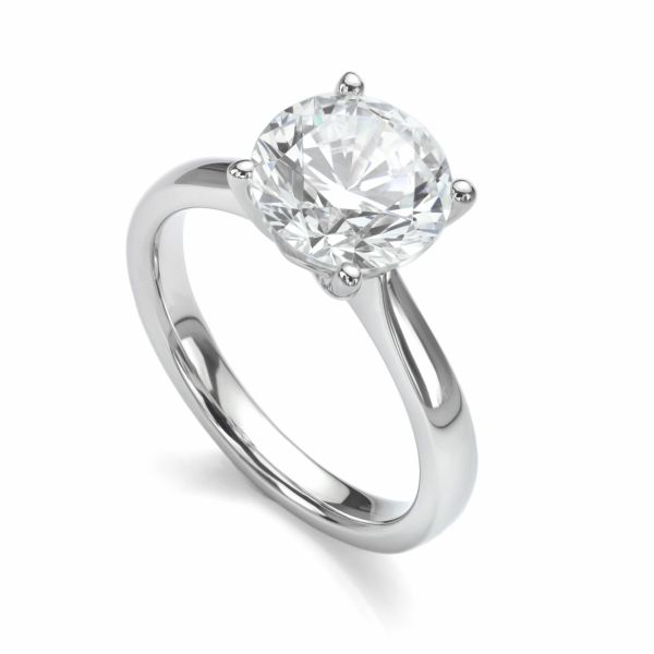 2 Carat Diamond Solitaire Ring Cottage Hill Diamonds Elmhurst, IL