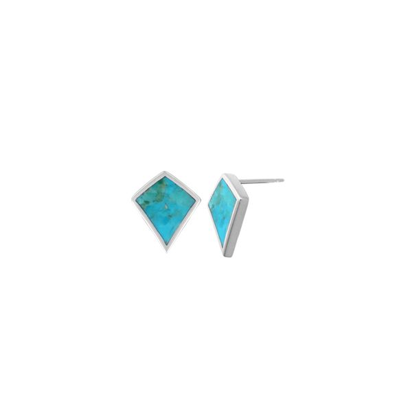 Turquiose Kite Earrings Darrah Cooper, Inc. Lake Placid, NY