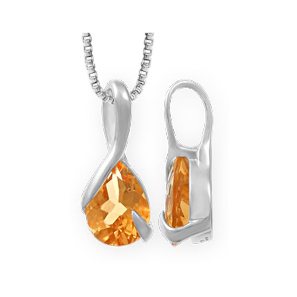 Citrine Necklace Darrah Cooper, Inc. Lake Placid, NY