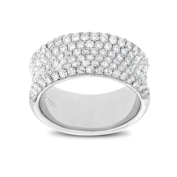 2ct Wedding Band Image 3 Forever Diamonds New York, NY