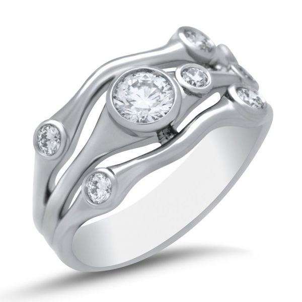 diamond-bezel-engagement-ring-with-organic-curves-white-gold