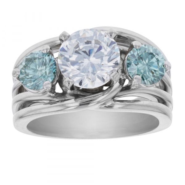 DER115-Diamond-ring-with-blue-accent-diamonds