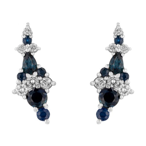 ER105-Sapphire-and-diamond-ear-climbers