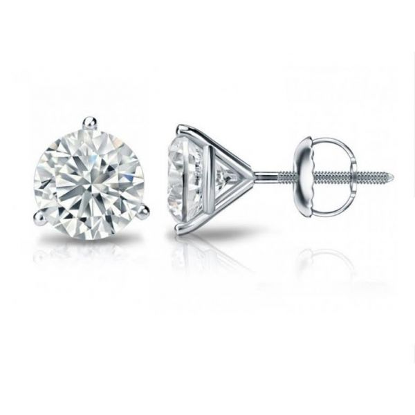 1/3rd ct tw Diamond Stud Earrings Glatz Jewelry Aliquippa, PA
