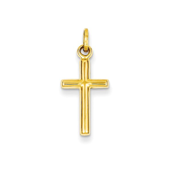 Cross Pendant with Chain  Martin Busch Inc. New York, NY
