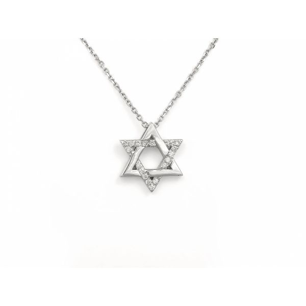 Star of David Pendant Martin Busch Inc. New York, NY