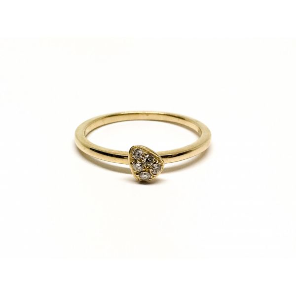 Diamond Stackable Ring Martin Busch Inc. New York, NY