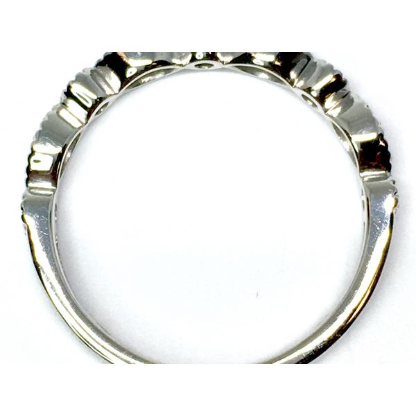 Diamond Stackable Band Image 2 Martin Busch Inc. New York, NY