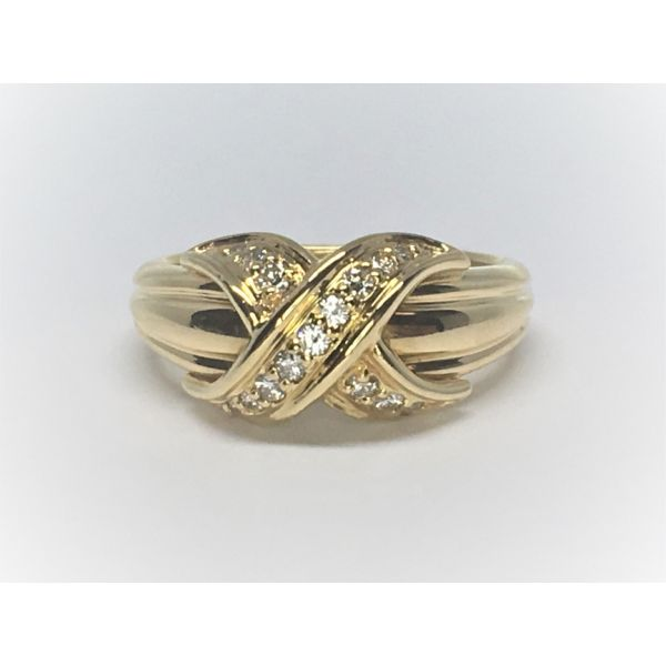 Vintage Tiffany & Co. Ring Martin Busch Inc. New York, NY