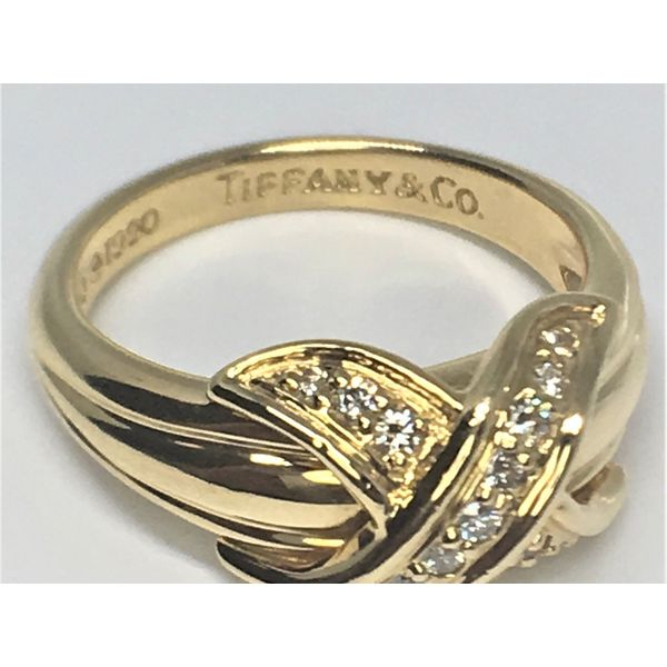Vintage Tiffany & Co. Ring Image 2 Martin Busch Inc. New York, NY