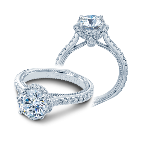 Verragio Couture Diamond Ring Padis Jewelry San Francisco, CA