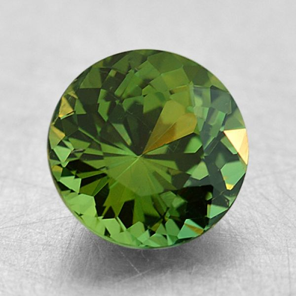 6mm Round Green Sapphire Padis Jewelry San Francisco, CA