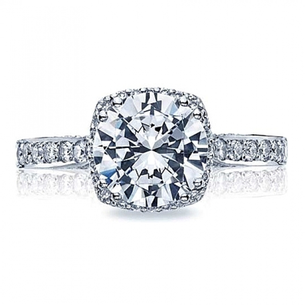 "Tacori ""Dantela"" Ring Padis Jewelry San Francisco, CA"