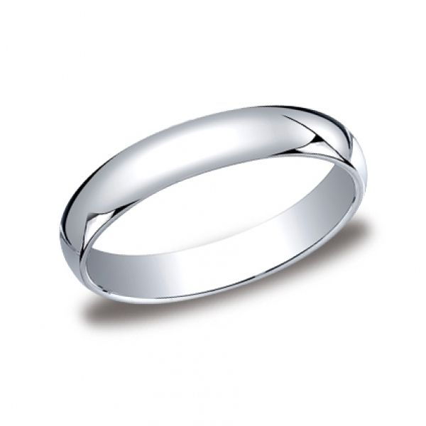 Benchmark 4mm Comfort Fit Ring Padis Jewelry San Francisco, CA