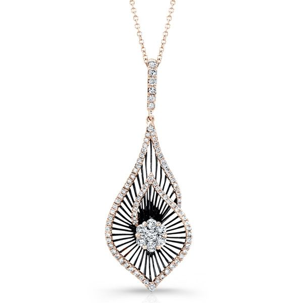 Forevermark Diamond Pendant Padis Jewelry San Francisco, CA