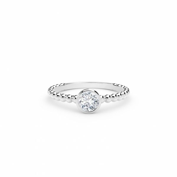 Forevermark Tribute Diamond Ring Padis Jewelry San Francisco, CA
