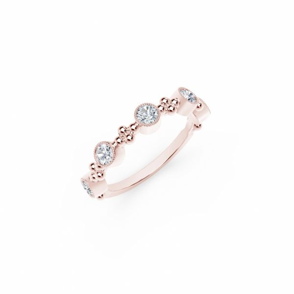 Forevermark Tribute Diamond Ring Image 2  ,