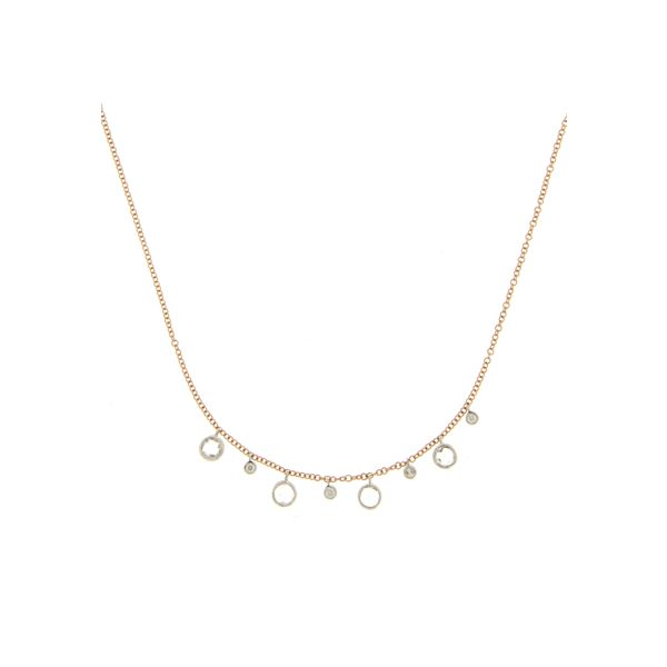 Meira T. Diamond Necklace Padis Jewelry San Francisco, CA